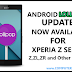 Android 5.0 Lollipop Updae Released For Sony Xperia Z,ZL,ZR and Z series mobiles