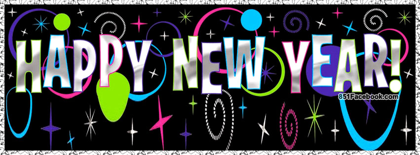 Happy New Year 2013 Facebook Timeline Add Cover