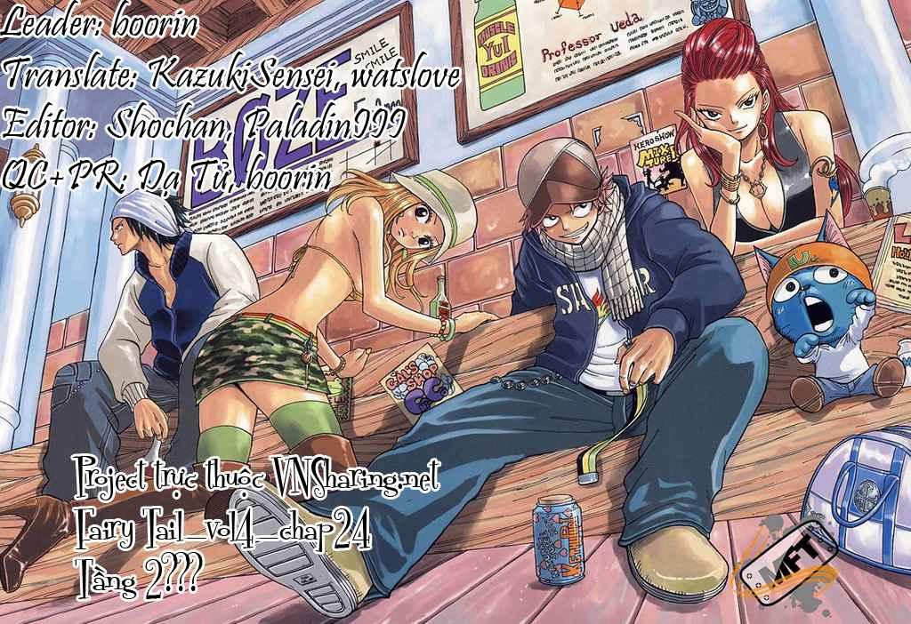 TruyenHay.Com - Ảnh 21 - Fairy Tail Chap 24