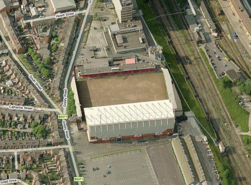 Gresty Road Crewe Alexandra 0 0 Accrington Stanley