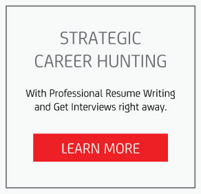 $100 OFF on Resume Writing Services