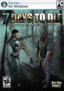 Free Download 7 Days To Die 2013 PC Game Full