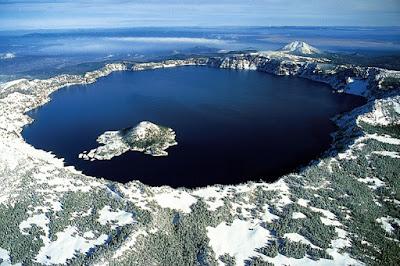 البحيرة المفقودة