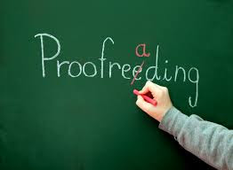 Best Proofreading Tips