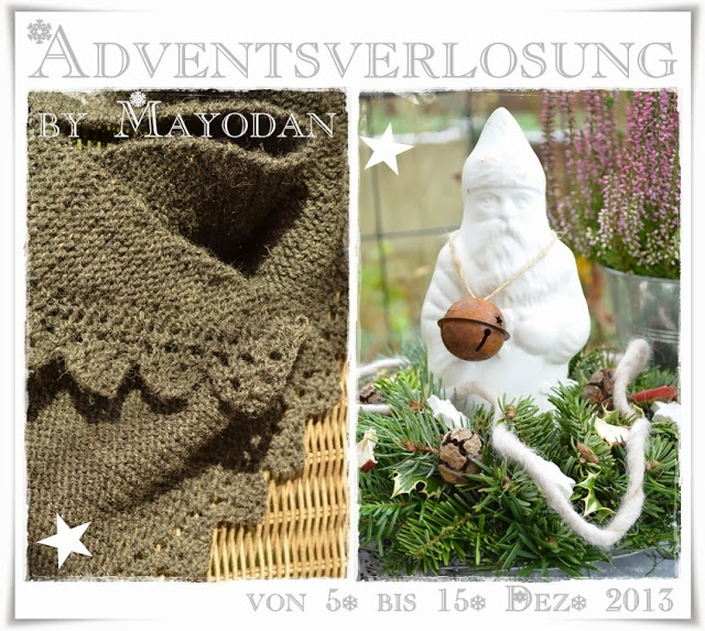 Adventsverlosung by Mayodan