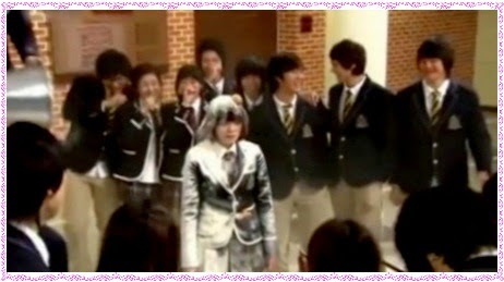 Geum Jan-Di Ku Hye Seon Boys over flowers