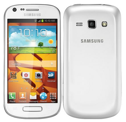 Samsung Galaxy Prevail 2 User Manual Guide