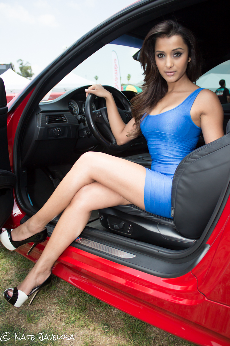 Nate Javelosa: Bimmerfest Pasadena 2013: Model Behavior