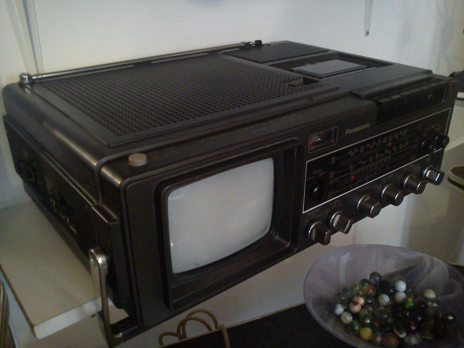 Radio 1970 1970s Panasonic Portable Radio