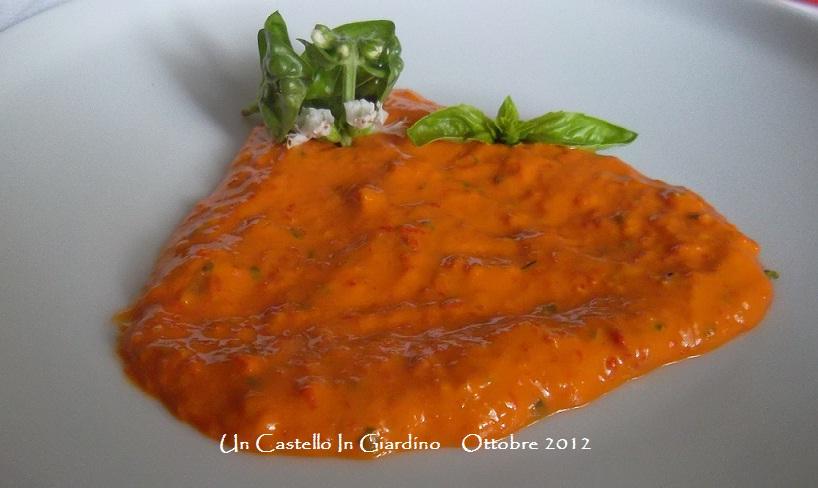 Rifatte senza glutine pasta con crema di peperoni for Giardino wow ferrara