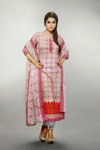 Kayseria Summer Lawn Dresses In Printed Forms