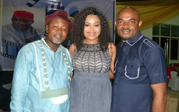 Photos: Nkiru Sylvanus Unveiled As The DG of Imo Film Academy