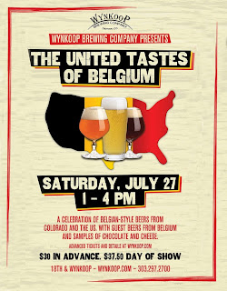 Wynkoop's The United Tastes of Belgium