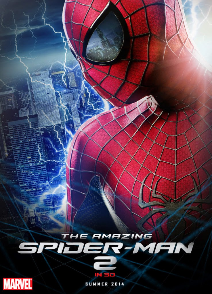 The Amazing Spider-Man 2 (2014) by Marc Webb