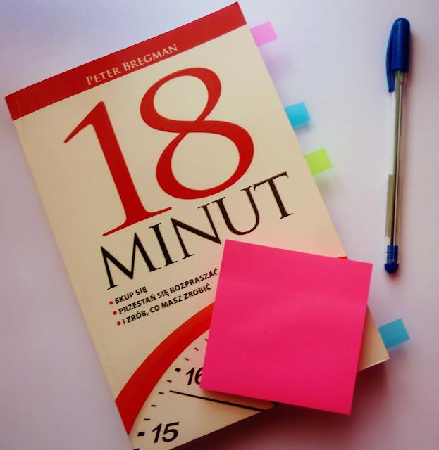 książka o organizacji czasu