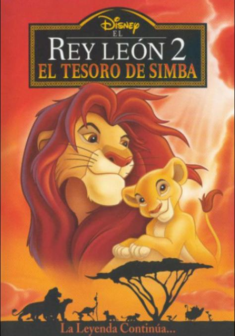 El Rey León 2 (1998) Leon2
