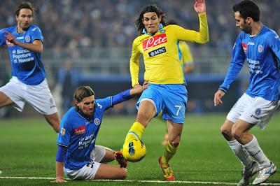 Novara 1 - 1 Napoli (3)