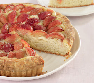 Bavarian Plum Cake Recipe