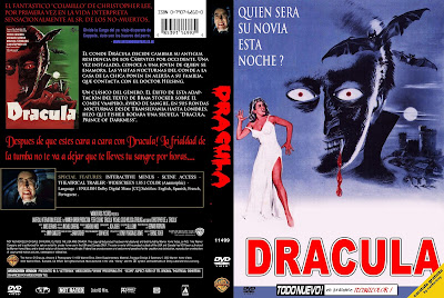 Dracula | 1958 | Dracula (AKA Horror of Dracula)
