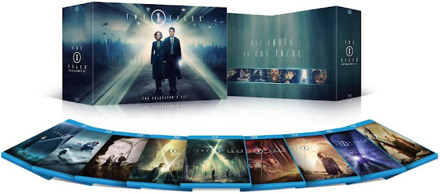 The X-Files The Collector's Set