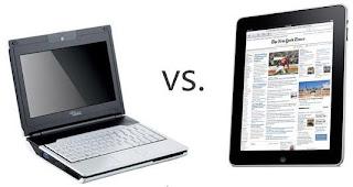 Qual escolher: tablet ou netbook?
