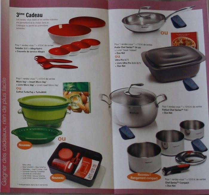 Conseill re culinaire tupperware dans le 87 haute vienne f vrier 2011 - Pieces detachees tupperware ...