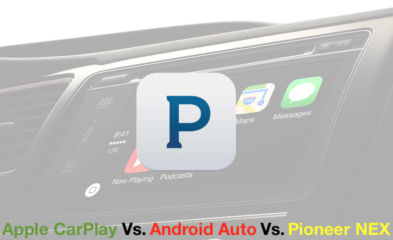 appradioworld apple carplay android auto car technology news pandora radio carplay vs. Black Bedroom Furniture Sets. Home Design Ideas