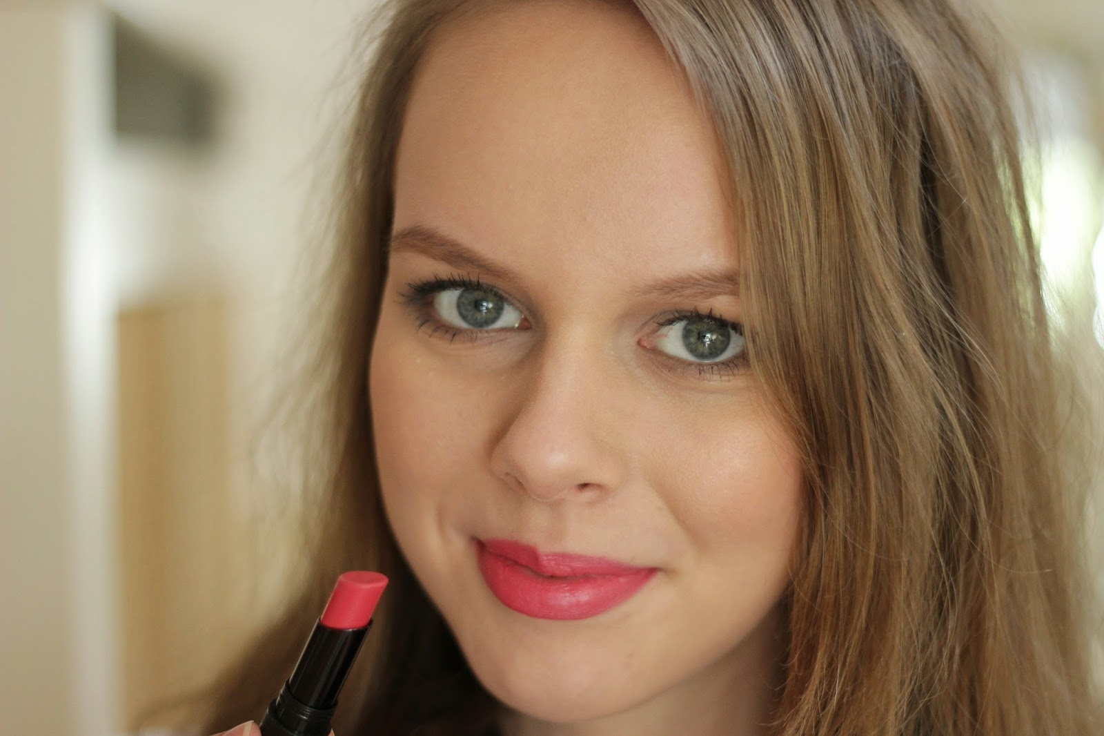 review catrice ultimate stay lipstick looks like coral