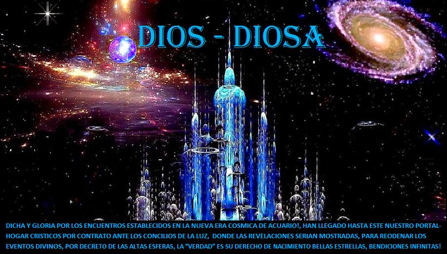 Dios-Diosa (Energias de la Nueva Era)
