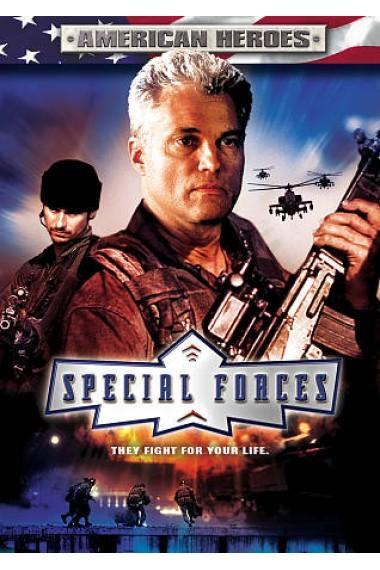 Special Forces (Comando Suicida) [2003][DVDRip] [Castellano] [Acción]