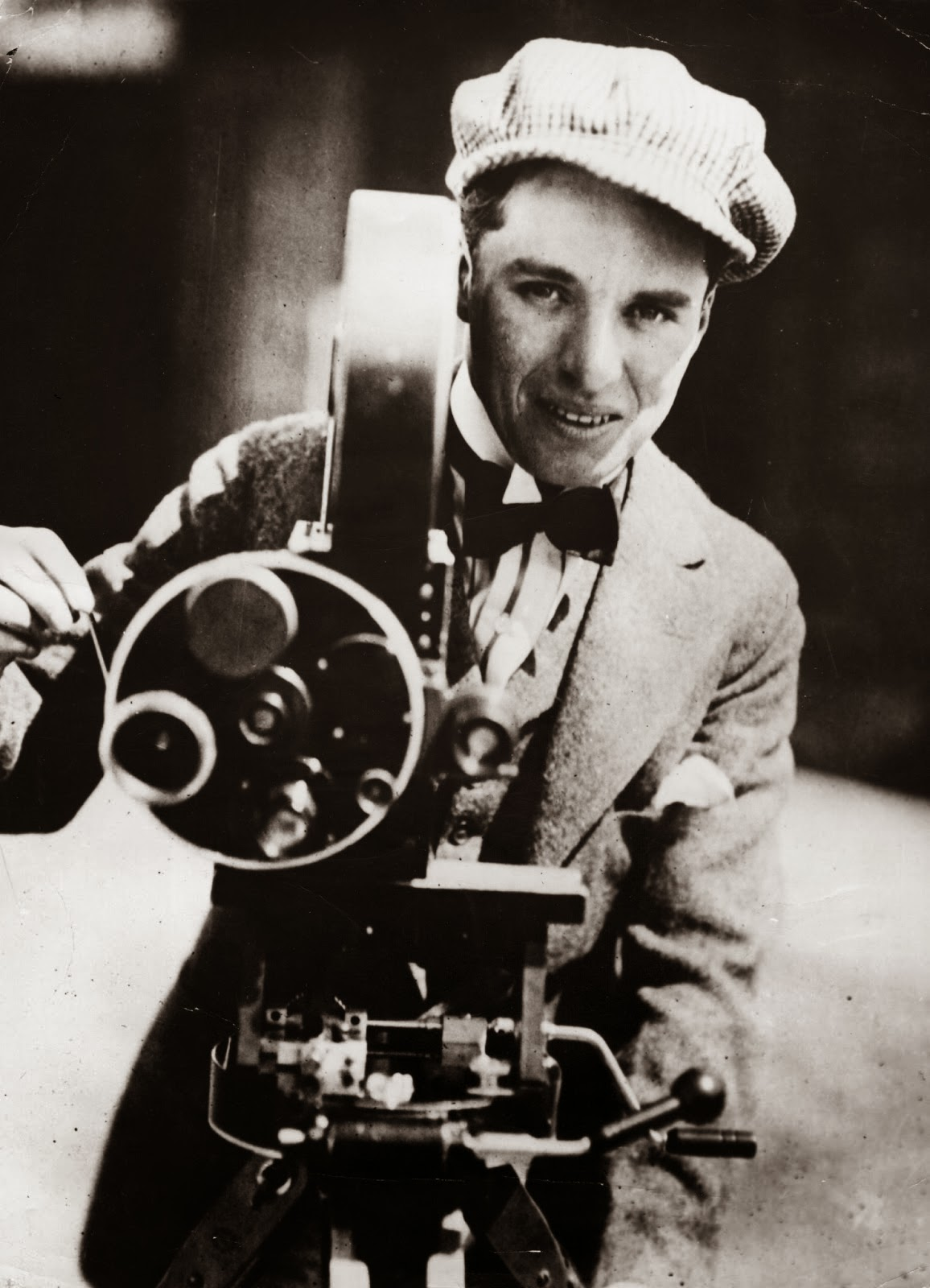Charlie Chaplin Centenary January 11, 2014