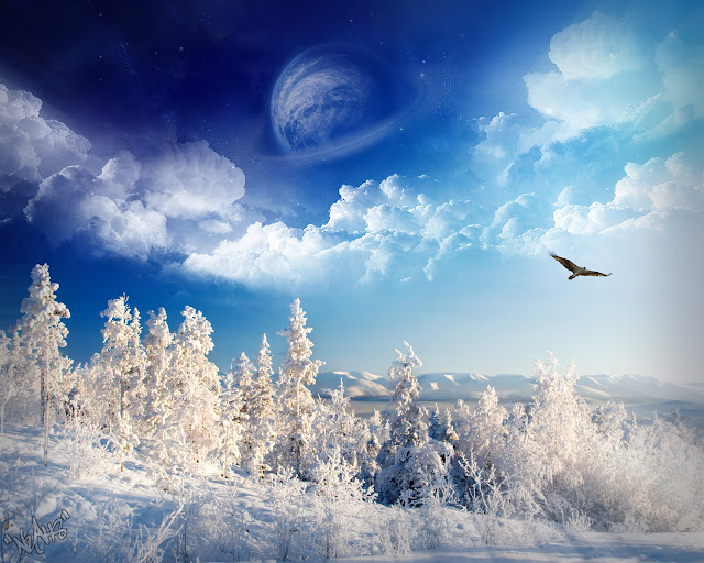 winter wallpapers hd
