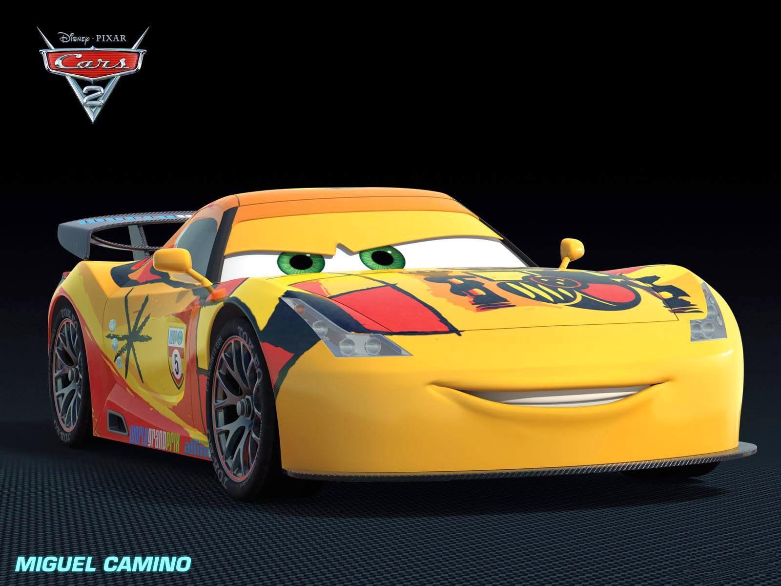 Gambar Mobil The Cars Modifikasi Mobil