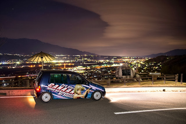 Suzuki Alto, mało znane auta, hatchback, grafika na samochodzie, zdjęcia