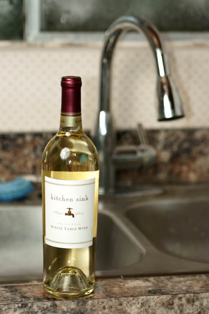 Kitchen Sink Wine - Lorrie S Wine And Food World Wine Review ...