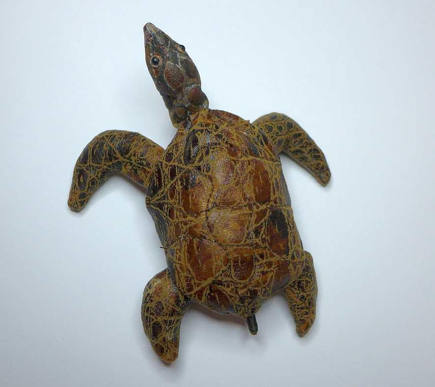 FurryCritters und Co: Schildkröte, Frosch und Küken