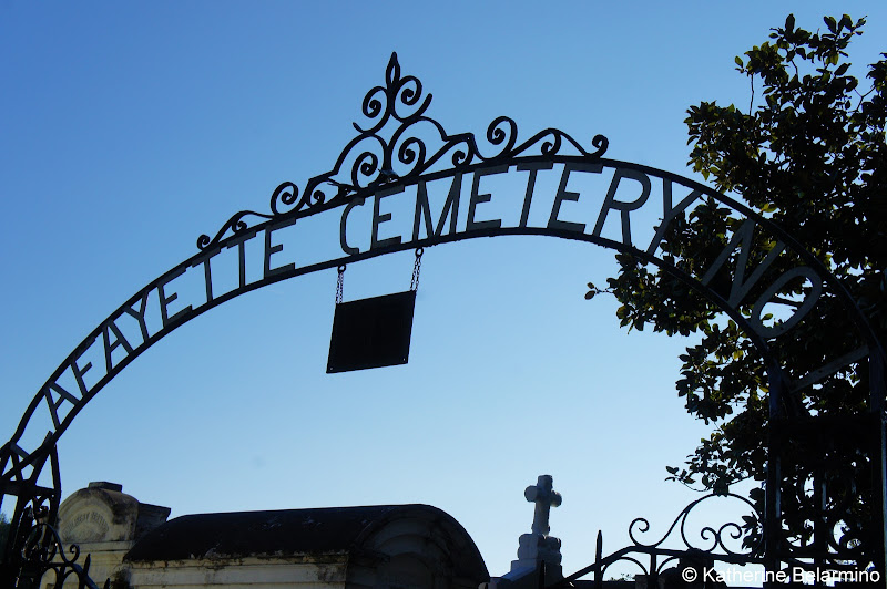 Lafayette Cemetery No. 1 New Orleans Cemetery Tours