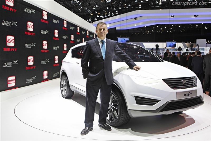 Seat IBX Concept 2011