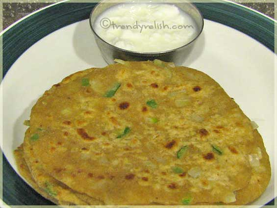Masala Roti