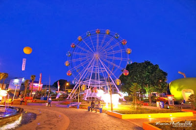 Alun-alun kota Batu, Malang