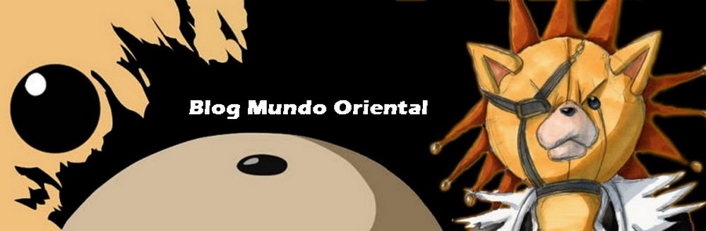 Blog Mundo Oriental