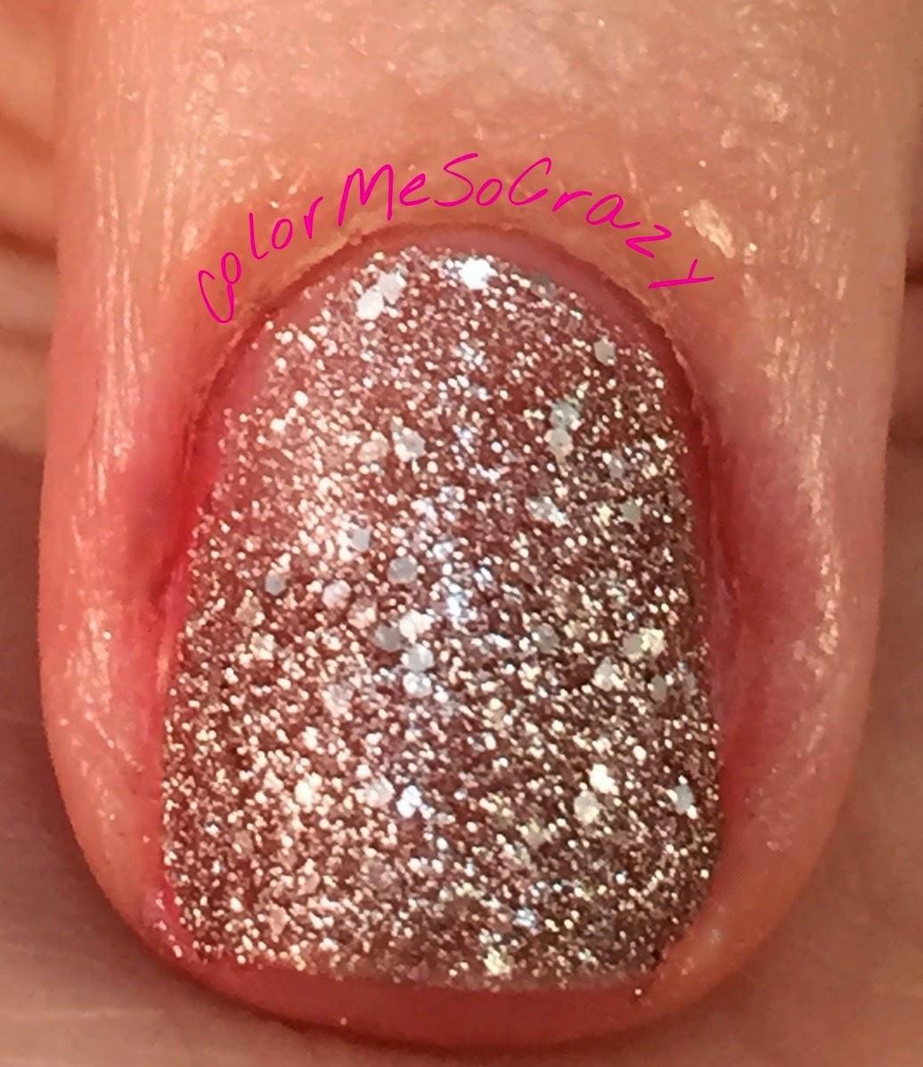 clubbing-girl-nail-polish, club-girl, gold-glitter-nail-polish, stripper-nail-polish, glitter-bomb