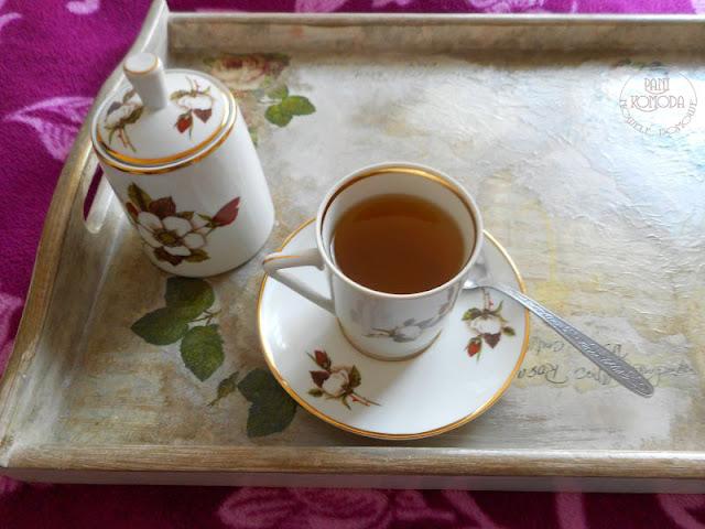 herbata, cukiernica