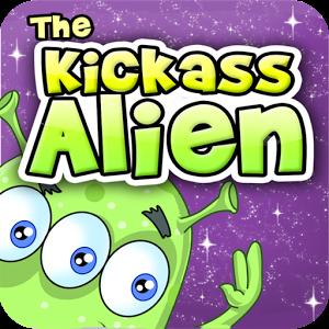 The Kickass Alien by Appscalate
