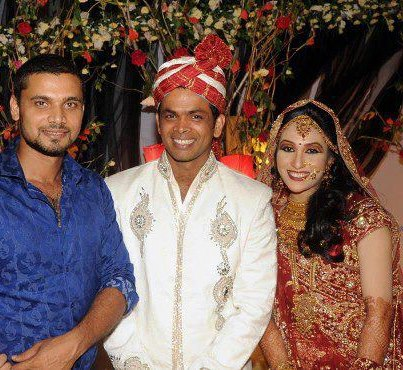 Mashrafe Mortaza 2013 Abdur Razzak Wedding P...