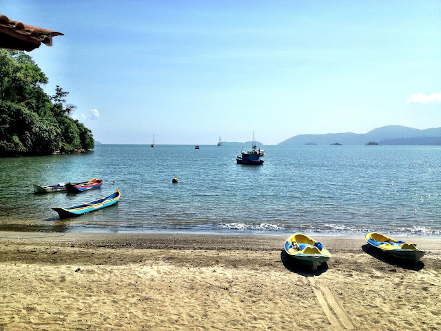 Paraty Beach, Brazil
