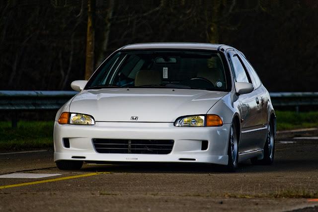 Honda Civic, V, 5-gen., Sir, VTEC, zdjęcia, tuning, hatchback, eg, d15, b16
