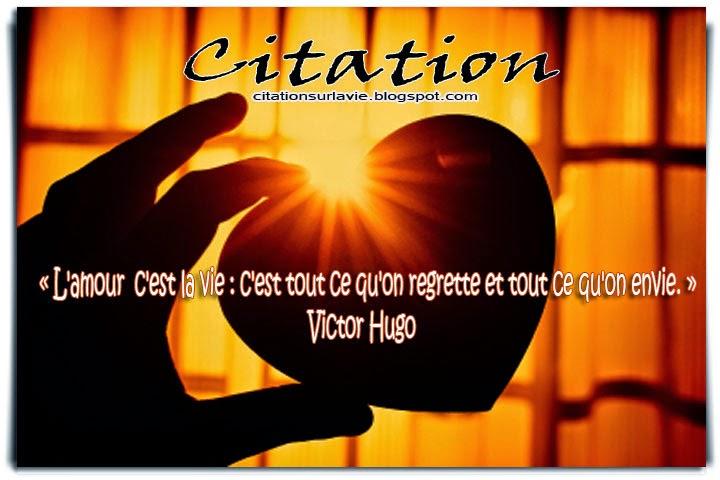 Les citations sur la vie et l'amour