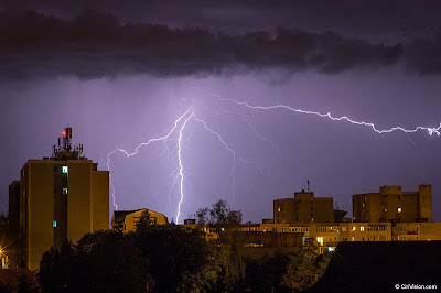 How to Photograph Lightning and Increase Your Chances to Catch One