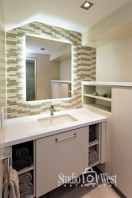 beach house bathroom photos - architecture photography - interior architectural photography - Studio 101 West Photography